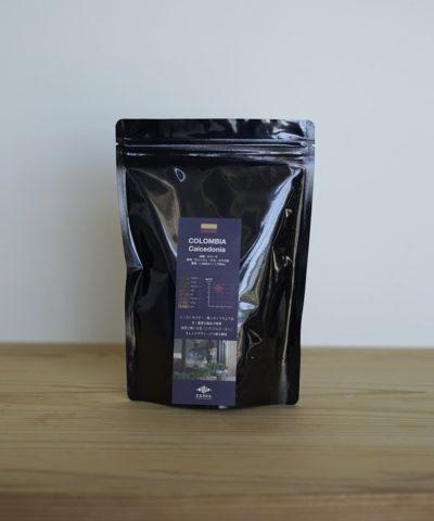 コーヒー豆 パッケージ コロンビア